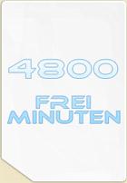 4800 Freiminuten