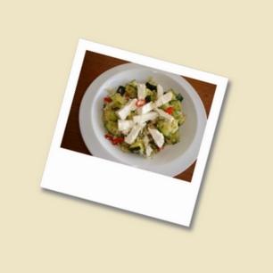 Zucchini-Reispfanne
