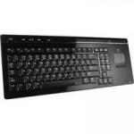 Logitech Cordless Mediaboard Pro Bluetooth Tastatur