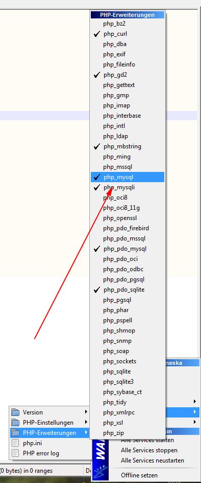 Codeigniter - Datenbankproblem