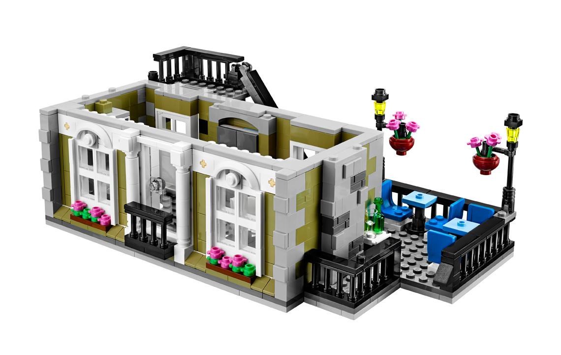 Lego City House Building Set